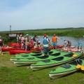 Spływy kajakowe oraz canoe rzeką Biebrzą